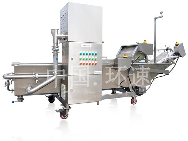 自动果蔬清洗机生产厂家,保证清洗效果