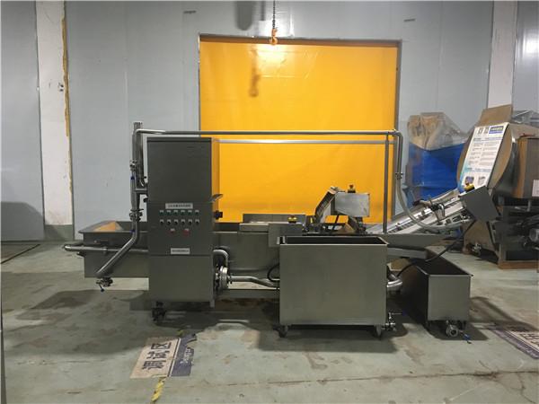 转笼式果蔬清洗机FX-800节水率达70%